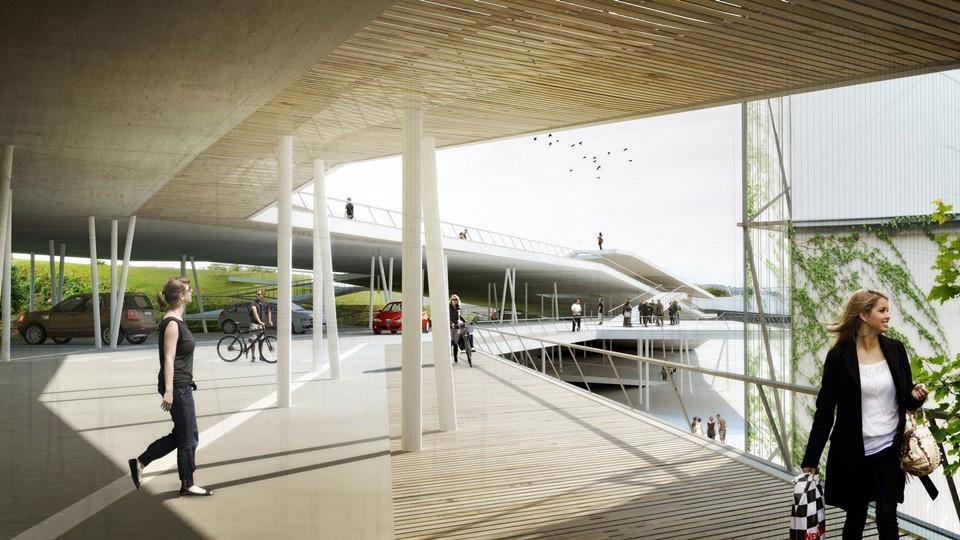Fort Mason Center Design Competition