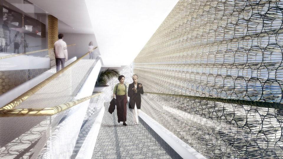 Concurso para la Sede de la Reserva de la Biosfera