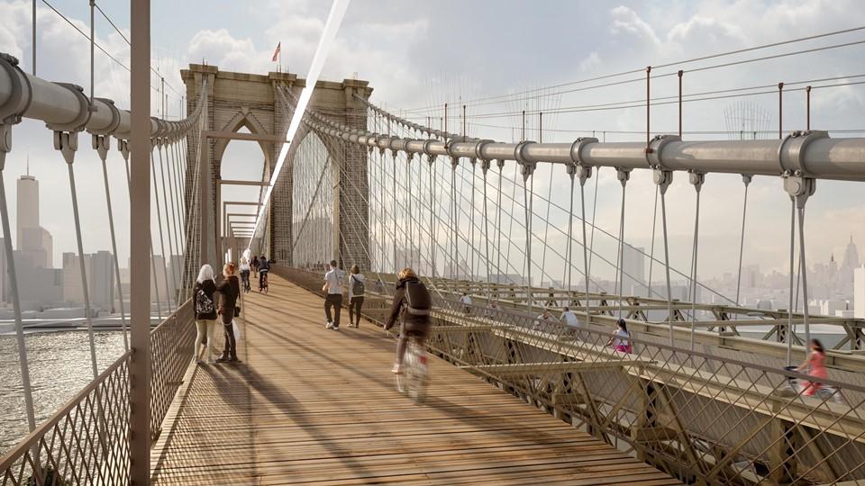 Concurso para el Rediseño del Puente de Brooklyn